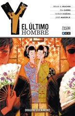 Y, el Último Hombre núm. 08 (de 10): Dragones de kimono