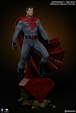 Sideshow - Premium Format - SUPERMAN Red Son / Estatua escala 1:4