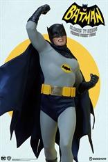 Sideshow - Premium Format - BATMAN '66 Edición Exclusiva / Estatua escala 1:4