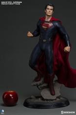 Sideshow - Premium Format - SUPERMAN Man of steel / Estatua escala 1:4