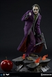 Sideshow - Premium Format - JOKER The Dark Knight / Estatua escala 1:4