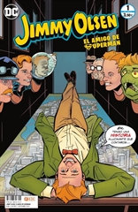 Jimmy Olsen, el amigo de Superman núm. 01 de 6