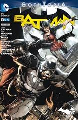 Batman: Gothtopía núm. 02 (de 2)