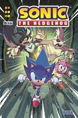 Sonic The Hedgehog núm. 15