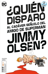 Jimmy Olsen, el amigo de Superman núm. 2 de 6
