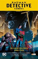 Batman: Detective Comics vol. 05 - Un lugar solitario para vivir (Renacimiento Parte 6)