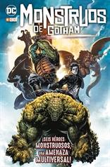 Monstruos de Gotham