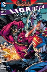 Liga de la Justicia (reedición cuatrimestral) num. 04