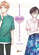 Qué difícil es el amor para un otaku núm. 08