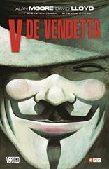 V de Vendetta (Edición cartoné) (Tercera edición)