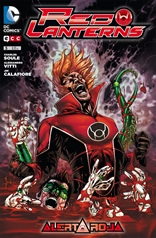 Red Lanterns núm. 05