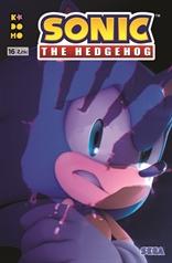 Sonic The Hedgehog núm. 16