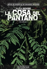 Colección Vertigo núm. 54: La Cosa del Pantano de Alan Moore 4