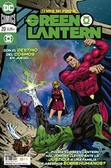 El Green Lantern núm. 102/ 20