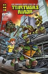 Las nuevas aventuras de las Tortugas Ninja núm. 01
