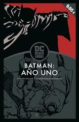 Batman: Año uno (DC Black Label Pocket)