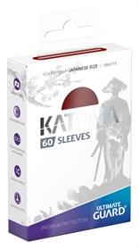 Fundas Katana Tamaño japonés Rojo (60)