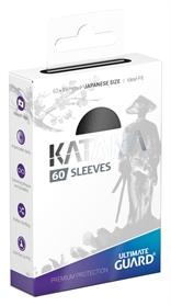 Fundas Katana Tamaño japonés Negro (60)