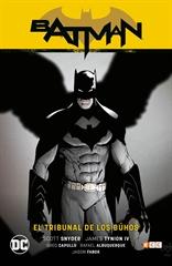 Batman vol. 01: El Tribunal de los Búhos (Batman Saga - Nuevo Universo Parte 1)