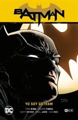 Batman vol. 01: Yo soy Gotham (Batman Saga - Renacimiento Parte 1) (Segunda edición)