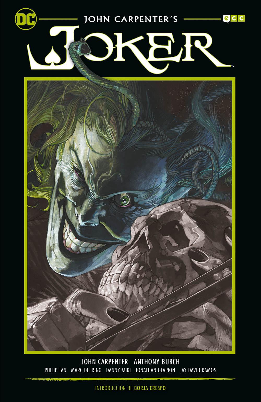 Reseña de John Carpenter's: Joker
