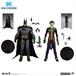 McFarlane Toys Action Figures - BATMAN Arkham Asylum Vs JOKER Arkham Asylum
