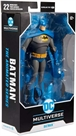 McFarlane Toys Action Figures - BATMAN Animated Series Blue/gray variant