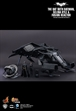 Hot Toys - THE BAT con BATMAN, CATWOMAN y Reactor The Dark Knight Rises / Fig. de acción escala 1/12