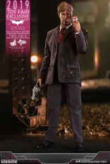 Hot Toys - TWO-FACE/HARVEY DENT The Dark Knight / Figura de acción escala 1/6