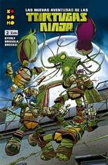 Las nuevas aventuras de las Tortugas Ninja núm. 02