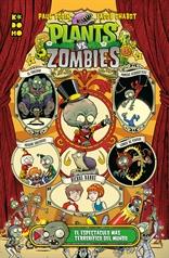 Plants vs. Zombies: El espectáculo más terrorífico del mundo