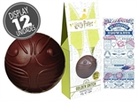 HARRY POTTER - BOLA SNITCH CHOCOLATE 47Gr / Display 12 Uds