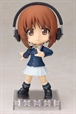 Kotobukiya - CuPoche- NISHIZUMI MIHO Girls Und Panzer