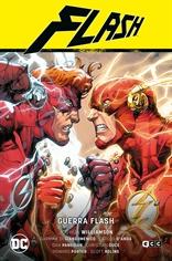 Flash vol. 06: Guerra Flash (Flash Saga - La búsqueda de la Fuerza Parte 1)