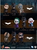 Hot Toys - BATMAN Cosbaby 9 Figuras Complete Set