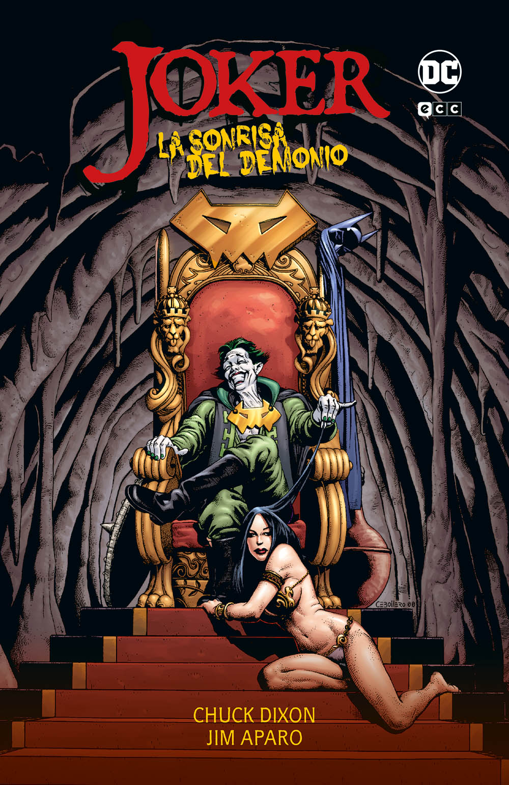 Reseña Joker: La sonrisa del demonio