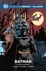 Colección Héroes y villanos vol. 01 - Batman: Yo soy Gotham