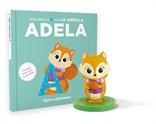 Mi primer abecedario vol. 01 - Descubre la A con la ardilla Adela