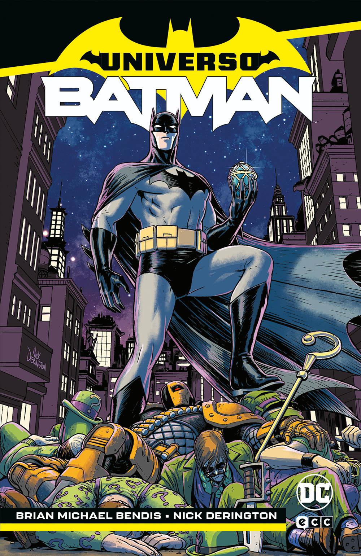 Reseña de Universo Batman