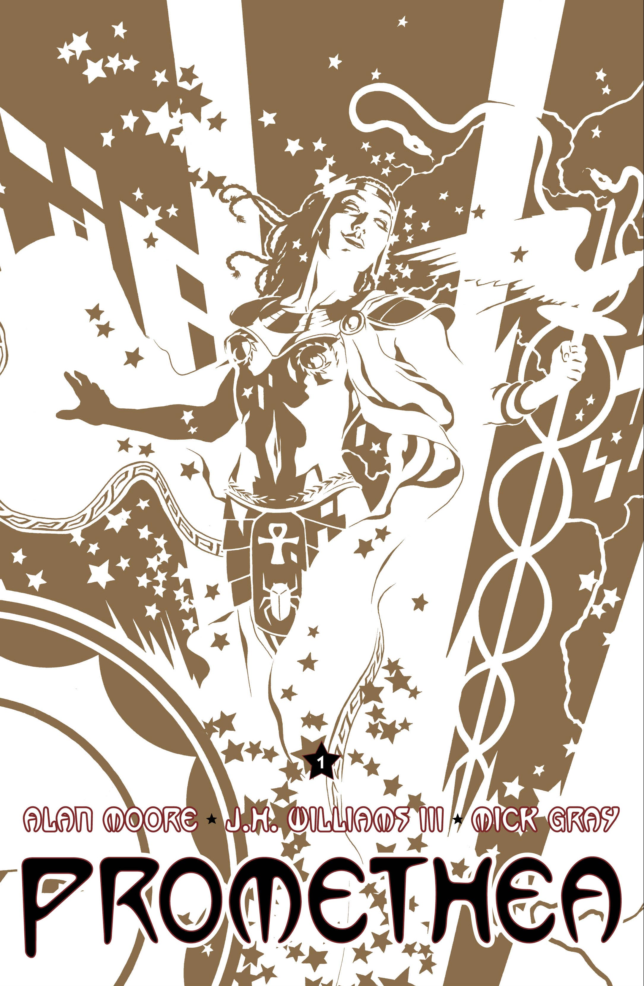 Reseña de Promethea edición deluxe volumen 1
