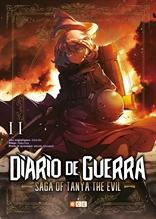 Diario de guerra - Saga of Tanya the evil núm. 11