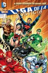 Liga de la Justicia núm. 01