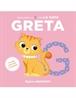 Mi primer abecedario vol. 07 - Descubre la G con la gata Greta