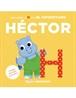 Mi primer abecedario vol. 08 - Descubre la H con el hipopótamo Héctor