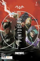 Batman/Fortnite: Punto cero núm. 01 de 6