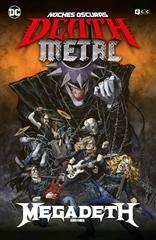Noches oscuras: Death Metal núm. 01 de 7 (Megadeth Band Edition) (Rústica)