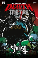 Noches oscuras: Death Metal núm. 02 de 7 (Ghost Band Edition) (Rústica)
