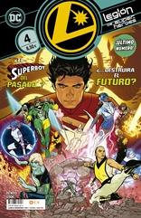 Legión de Superhéroes núm. 04