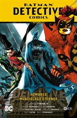 Batman: Detective Comics vol. 07 - Hombres murciélago eternos (Renacimiento Parte 8)