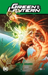 Green Lantern vol. 07: Agente Orange (GL Saga - La noche más oscura Parte 5)